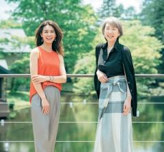 リアル「セシルのもくろみ」?稲沢朋子さんが唯川 恵さんと語る「大人の女性として、成長するということ」