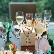 シャンパン飲み比べ!?ホテル椿山荘東京で大人の夏休み