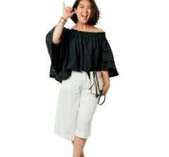 特集 大人のリゾート服はスタイリスト竹村はま子さんにお任せ!【トップス編】
