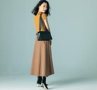 9/14(Thu) ZARAのデザインブーツをワントーンコーデのスパイスに