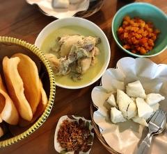 インドネシア料理教室 (パート2・お料理教室編)