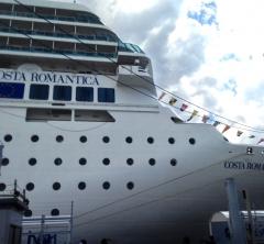 日本を周遊するのに海外気分!イタリア船クルーズが40代に断然おススメです