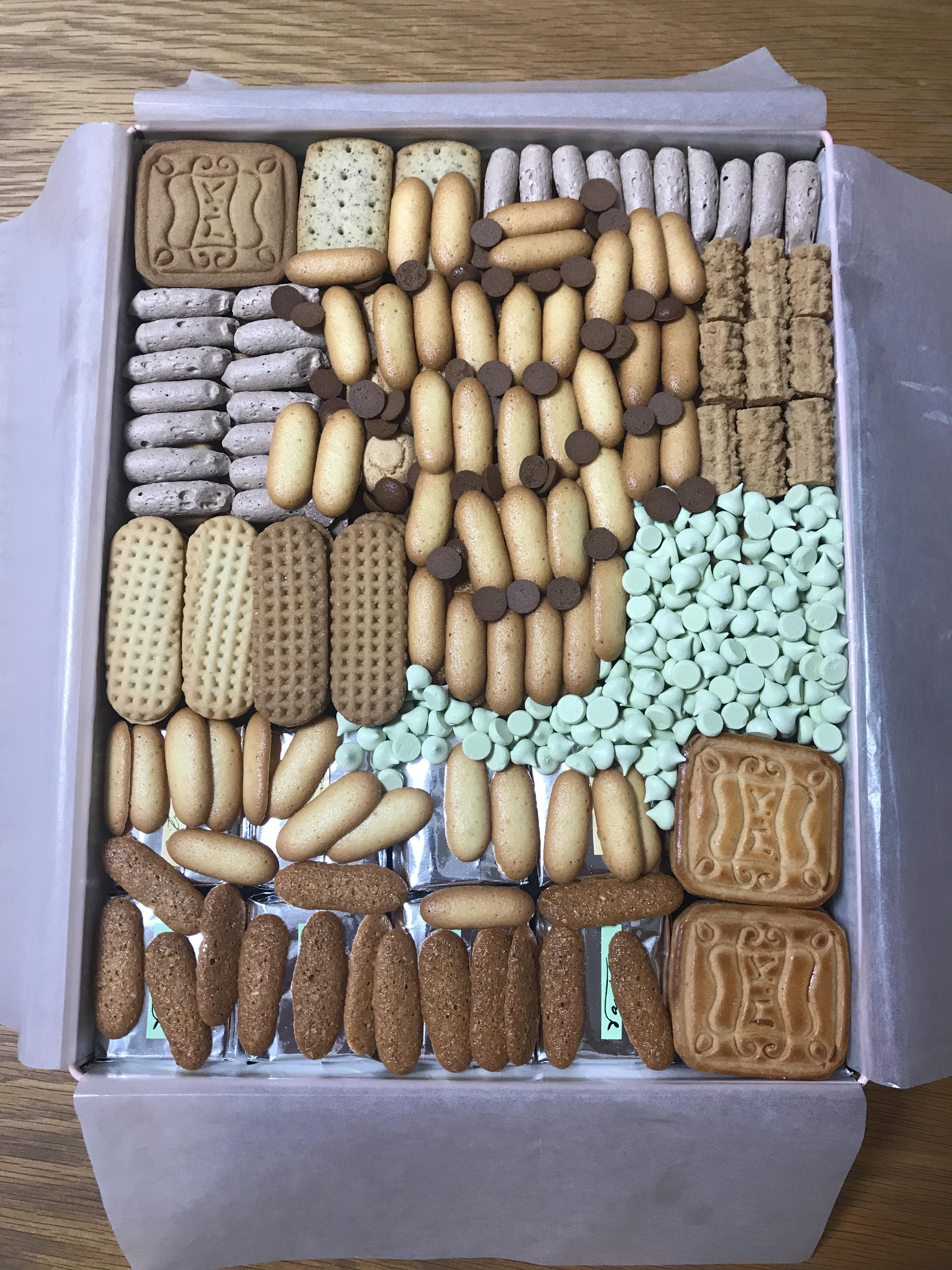 の クッキー 新堂 開 祇園祭限定お菓子その1「村上開新堂のクッキーミックス袋」
