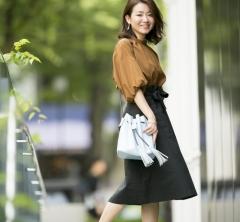 [オシャレ40代SNAP]秋色コーデ特集