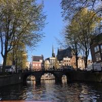 オランダ母子旅行①