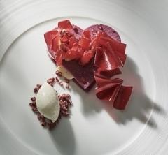 ハインツ ベックで過ごす優美なバレンタイン