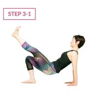 1日15分、3週間で痩せる体は作れます【STEP3 その1:集中引き締め!上半身編 】