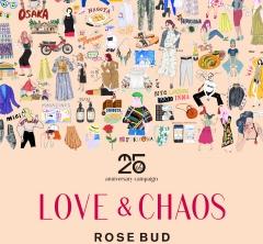 ROSE BUD 25th anniversary!!スペシャルサイトもオープンします!