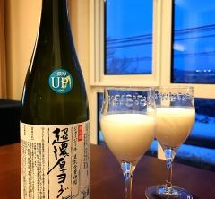 リレー③デザートに日本酒を♪