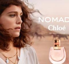 クロエのフレグランスラインから、待望の新フレグランス「NOMADE(ノマド)」が誕生します