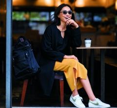 3/18 Sun. 【ナイキのスニーカー】履いて出かけたお気に入りカフェで、風を感じる日曜日