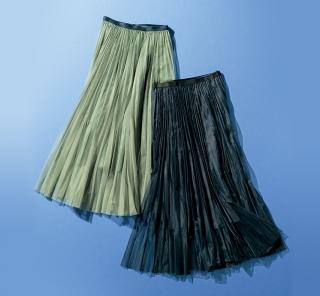 アダム エ ロペのシアープリーツスカートを計6名様にプレゼント!