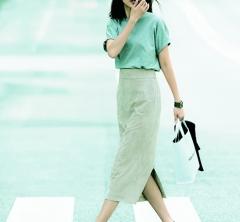 5/22 Tue. シンプルかつ足さばきのいい【ロングスカート】で過ごすメンテナンスDAY