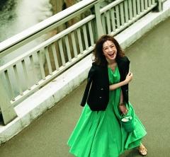 5/30 Wed. 5月号・欲しいアイテムNo.1!ドラマチックな【マキシワンピース】