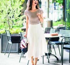 【骨格診断で着やせコーデ】簡単にスタイルアップできる、自分に本当に似合う服の選び方