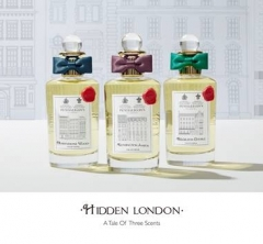 ペンハリガンより、ロンドンの街をめぐる旅へと誘うコレクションが限定発売します!