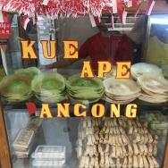 インドネシアのローカルお菓子
