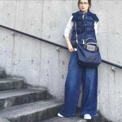 ロンシャンのカスタマイズバッグを 使ってみました
