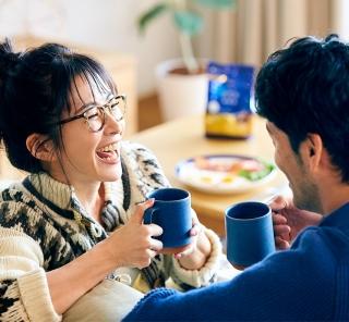 「ちょっと贅沢なコーヒー」タイムで40代夫婦はもっと仲良くなる!