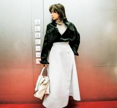 着痩せ効果絶大な美フォルム!女っぷりが盛れるスカートはこれ![12/31 Mon.]