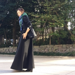 11月2日の服(Joshua Ellis、UNITED ARROWS、MADISONBLUE、CELINE、GALLARDAGALANTE)