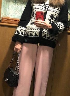 先日のファッション