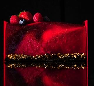 「パーク ハイアット 東京」のフォトジェニックなクリスマスケーキ