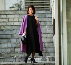 40代ファッションと言えばの「シークレット・トロフィー」! 人気アイテムをSTORYライターが着る!②
