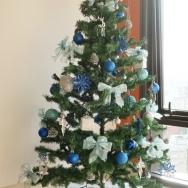 今年のテーマカラーは青!