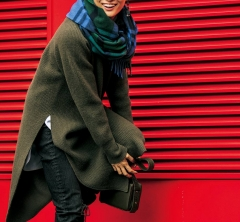 2月最後の日曜日はスノーブーツでぐんぐん歩こう【お散歩ファッション】[2/24 Sun.]