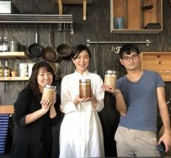 3月号「今年も仕込みます、手前味噌!」で初公開! 高垣麗子さんが習う味噌レシピ