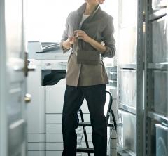 月曜のお仕事服は話題の新ブランド【N.O.R.C】で気持ちもアゲて[3/12 Tue.]