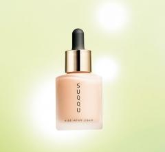 美容液のように溶け込み、光を集める〝素肌なりすまし〞リキッドファンデーション