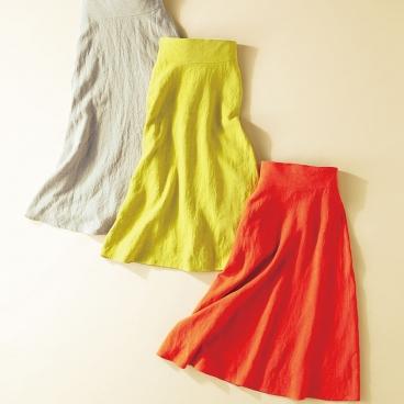 BRACTMENTの「カラースカート」を計6名様にプレゼント!