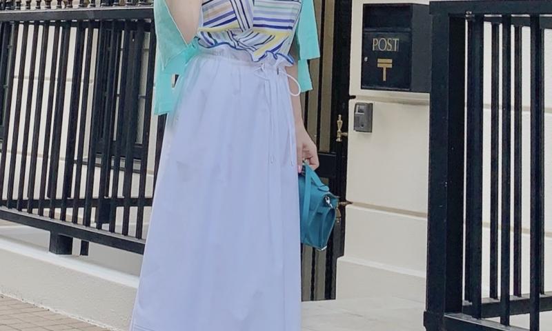 春のトレンドカラー、ペールトーンのブルーに注目!
