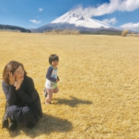 平成最後の富士山