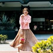 「色のチカラ」を活かしたファッションで、なりたい自分になる!〜ピンク&ブルー編〜