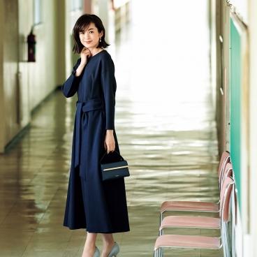 式 高校 母親 服装 卒業