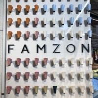 たった一足、一瞬で、ベーシックからモードにも切り替えができるFAMZONのパンプス