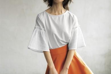 蒸し暑くなる季節にサラッと着られる夏服はシートロで!