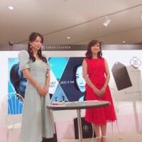 銀座三越『夜のぎんみつインスタライブ』ゲスト出演♡