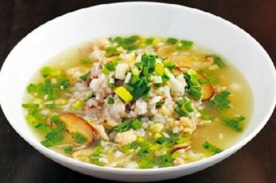 雑穀米の生姜冷や汁【プロに聞いたお家ごはんレシピ】