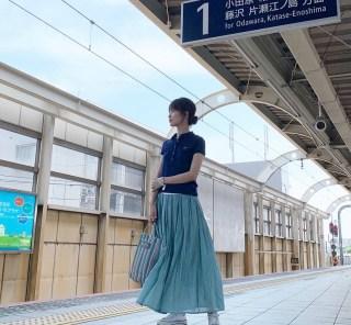 武藤京子ブログ「検定試験を受けに行った 5月26日のお洋服」