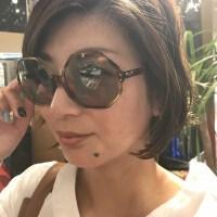 【ヴィンテージサングラス】をお試しさせていただきました。