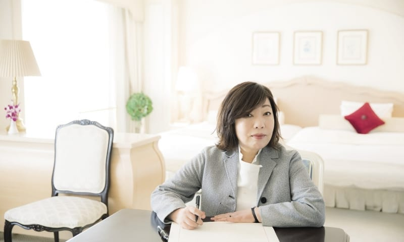 林真理子さん 本誌連載発エッセイ本『女はいつも<ruby>四十雀<rt>しじゅうから</rt></ruby>』刊行記念インタビュー