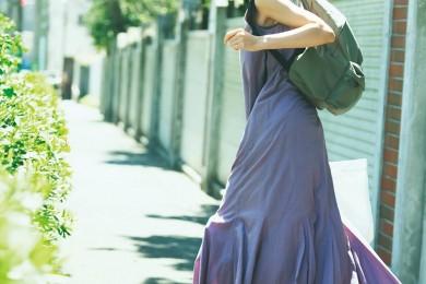 【スニーカーまでワントーン】で揃えて、習い事へダッシュ![7/19 Fri.]
