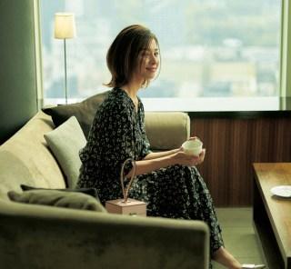 自分時間のご褒美ホテルランチは【花柄ワンピ】で気分を上げて♪[7/12 Fri.]