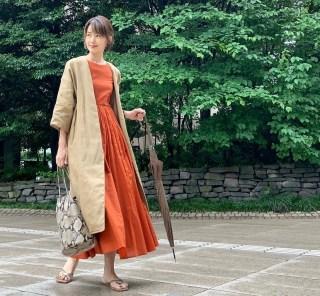 武藤京子ブログ「雨で肌寒かった日 6月24日のお洋服」