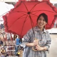 今年のおしゃれなレインアイテム♬Play with RAIN by銀座三越
