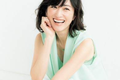 【モデル前田ゆかさん】Dailytechnews世代美人発「受け入れ美容」と「あらがい美容」
